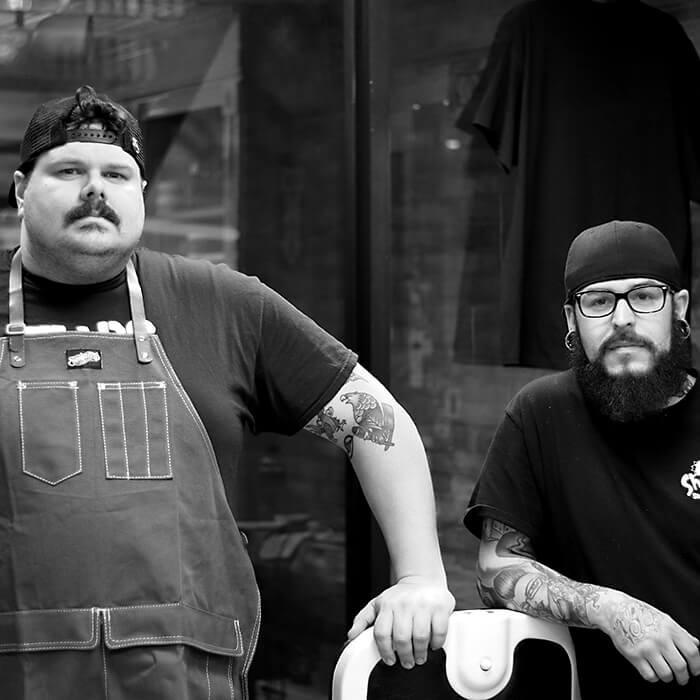 State College Barber Shop Penn State Barber Shop Badger Hound